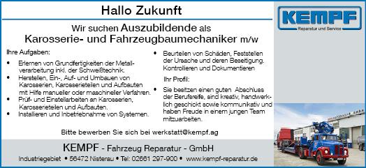 Azubi_Karosserie-und_Fahrzeugbaumechaniker_Reparatur